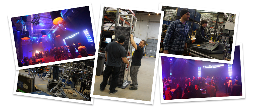 Technical Event Production Careers